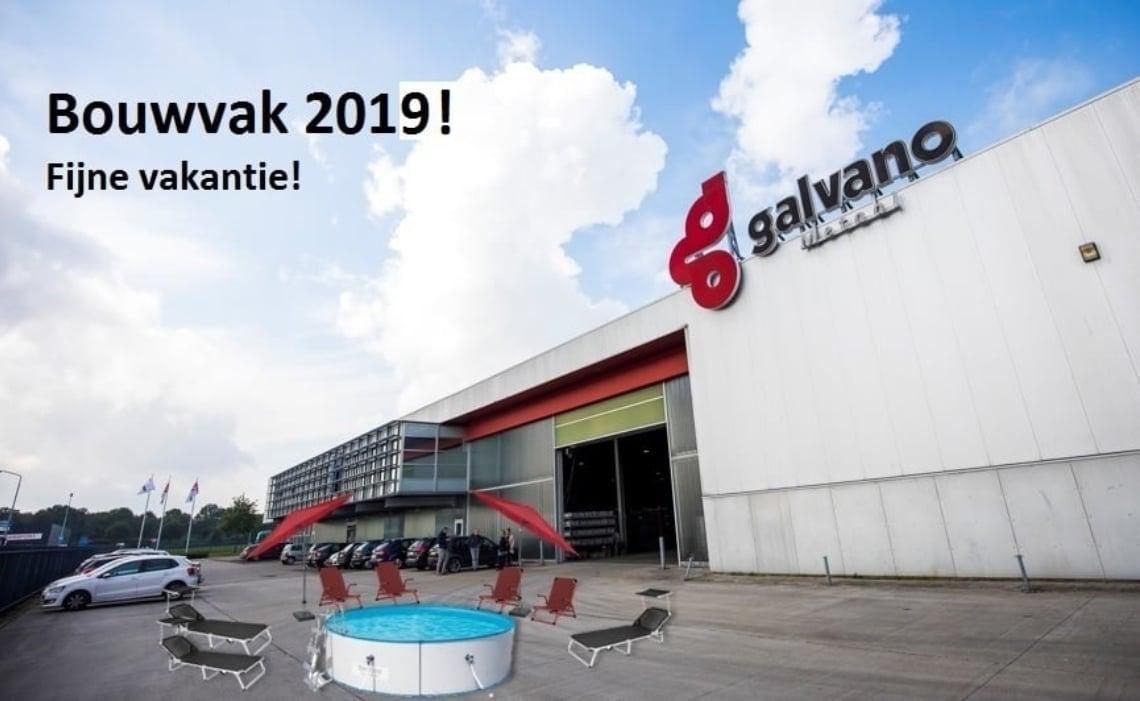 Bouwvak 2019