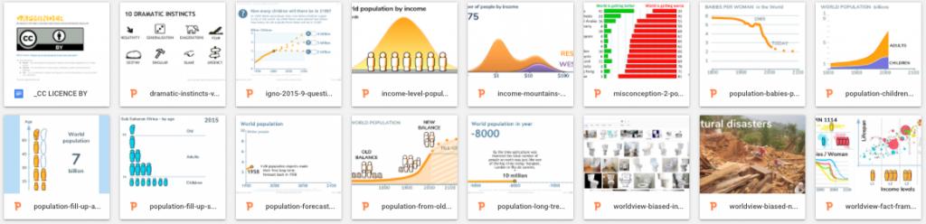 Download Gapminder slides