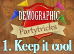 Demographic Party Trick 1 – Hans Rosling & Bill Gates
