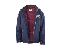 2-1 Jacket Navy/burgundy