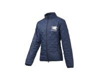 Quilted Jacket Navy Blue