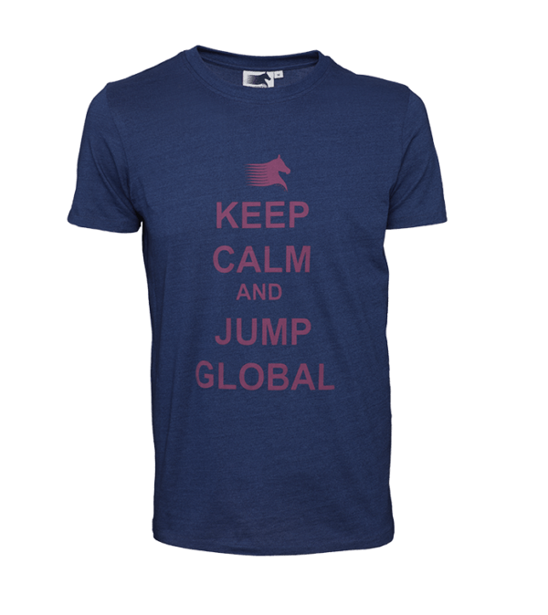 T-shirt Keep Calm Jeans