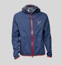 Global Champions Rain Jacket Navy Blue Men