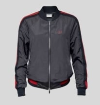 Navy Blue Bomber Jacket Global Champions Sport