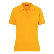 Jn071 Damespolo Gold Yellow