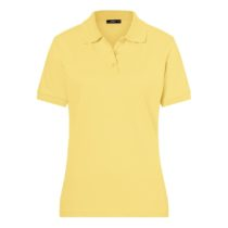 Jn071 Damespolo Light Yellow