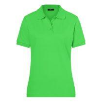 Jn071 Damespolo Lime Green