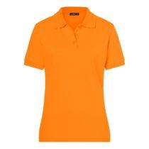 Jn071 Damespolo Orange