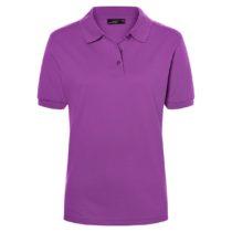 Jn071 Damespolo Purple