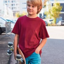 Jn8008 B Jongens T Shirt Bio Katoen