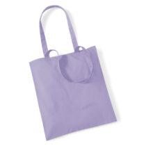 Draagtas Katoen Lang Handvat Lavender