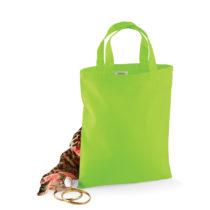 W104 Mini Bag For Life A4 Foldertas Lime Green