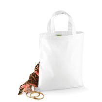 W104 Mini Bag For Life A4 Foldertas Wit