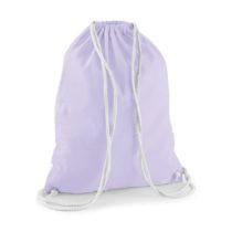 W110 Katoenen Rugtas Lavendel