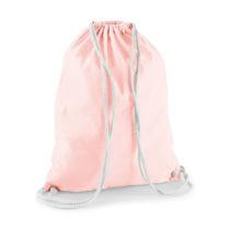W110 Katoenen Rugtas Pastel Pink