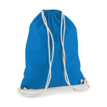 W110 Katoenen Rugtas Sapphire Blue