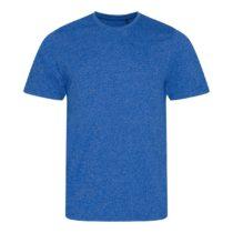 Jt030 Heren T Shirt Space Blue White Torso