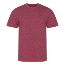 Jt030 Heren T Shirt Space Red White Torso