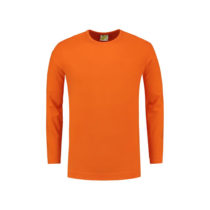 Lem1265 Heren Longsleeve Orange