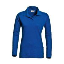 Santino Mattladies Poloshirt Royal Blue Pr Lr