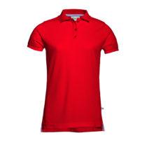Santino Mojoladies Poloshirt Red Pr Hr