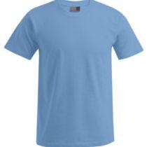 E3000 Heren T Shirt Promodoro Alaskan Blue