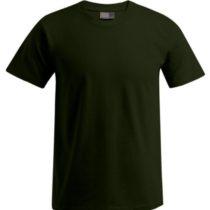 E3000 Heren T Shirt Promodoro Khaki