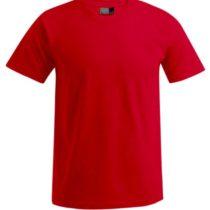 E3000 Heren T Shirt Promodoro Red