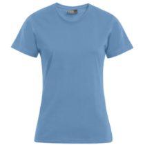 E3005 Dames T Shirt Promodoro Alaskan Blue