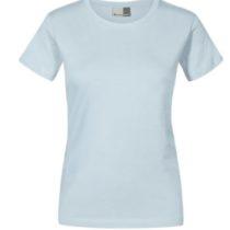 E3005 Dames T Shirt Promodoro Baby Blue