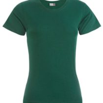 E3005 Dames T Shirt Promodoro Forest Green