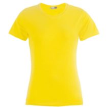 E3005 Dames T Shirt Promodoro Gold