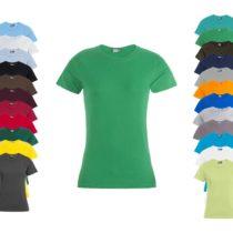 E3005 Dames T Shirt Promodoro Kelly Green