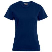 E3005 Dames T Shirt Promodoro Navy