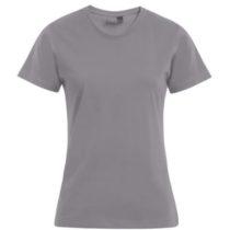 E3005 Dames T Shirt Promodoro New Light Grey