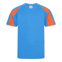 Jc003 J Sapphire Blue Electric Orange Front