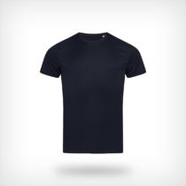 St8000 Heren Sport T Shirt Stedman Blue Midnight