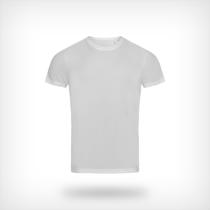 St8000 Heren Sport T Shirt Stedman White