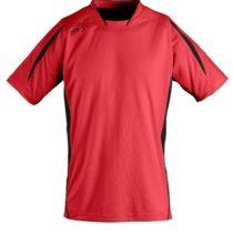 Maracana 2 Red Black