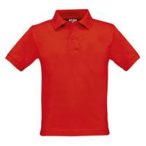 Safran Kids Polo Red