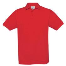 Safran Polo Red
