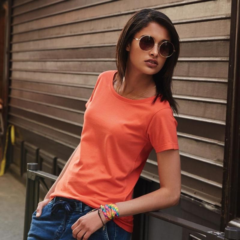 Jn8007 Dames T Shirt Organic