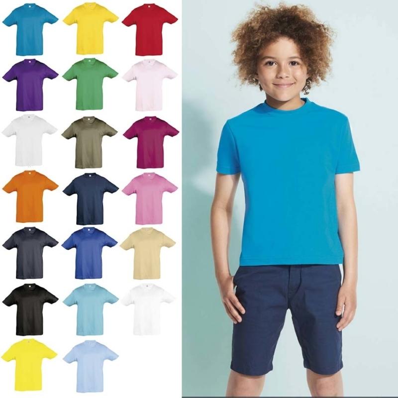 Sols Regent Kids T Shirt