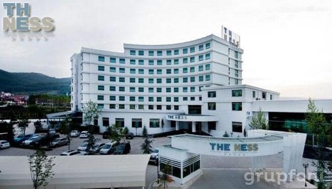 Kocaeli The Ness Thermal Hotel'de Tatil Zamanı!