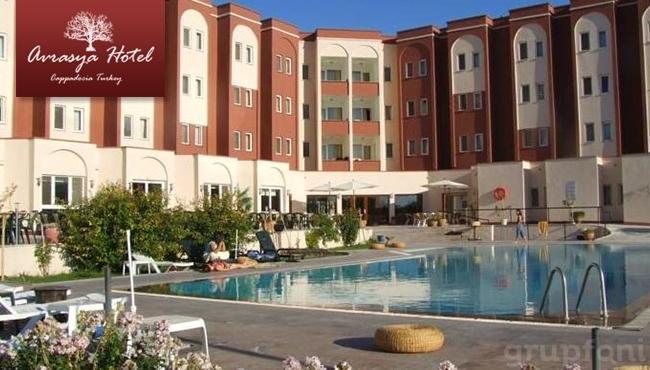 Kapadokya Avrasya Hotel'de Çift Kişilik Konaklama Keyfi !