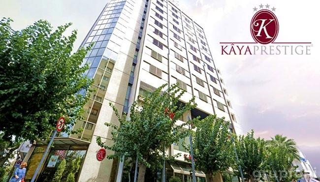 Kaya Prestige Hotel'de Kahvaltı Dahil Konaklama!