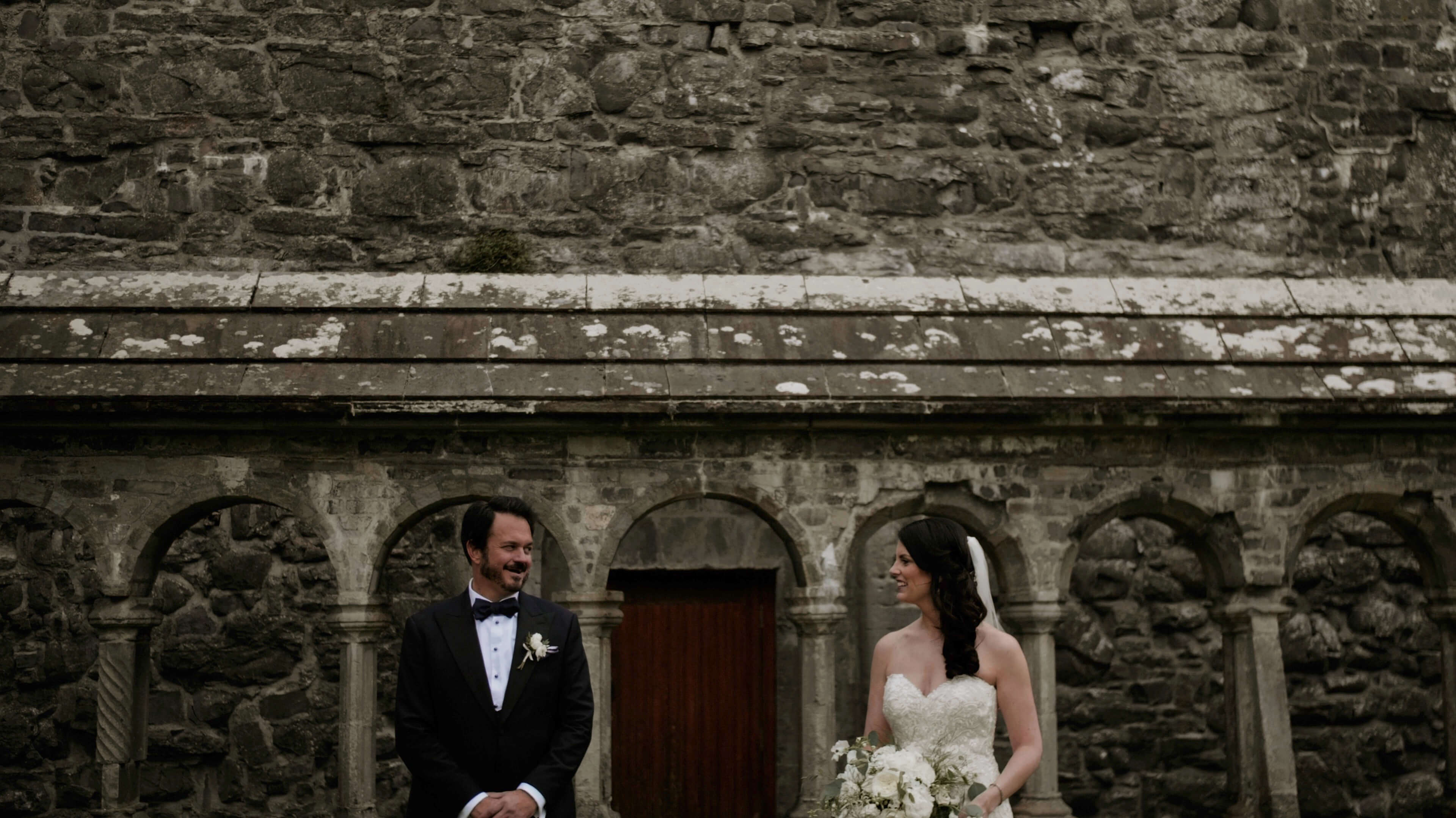 Erin & Steven, Wedding Video at Belleek Castle