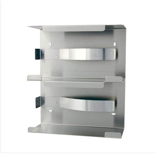 MEDIQO LINE RVS HANDSCHOENDISPENSER DUO (133x240x96mm)