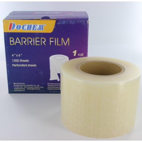FHS BARRIER FILM TRANSPARANT (1200/10x15cm)