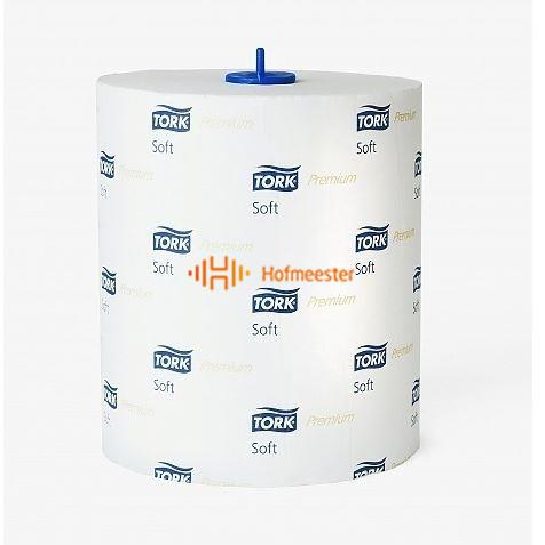 TORK PREMIUM HANDDOEKJES ROL SOFT 21cmx100m NR.290016 (6st)